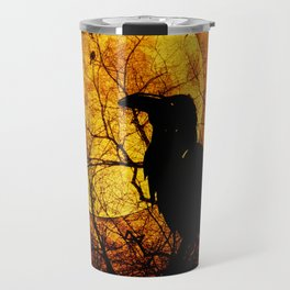 Harvest Moon Raven Travel Mug