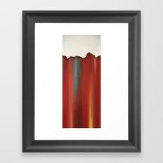 Reveal - 8 Framed Art Print
