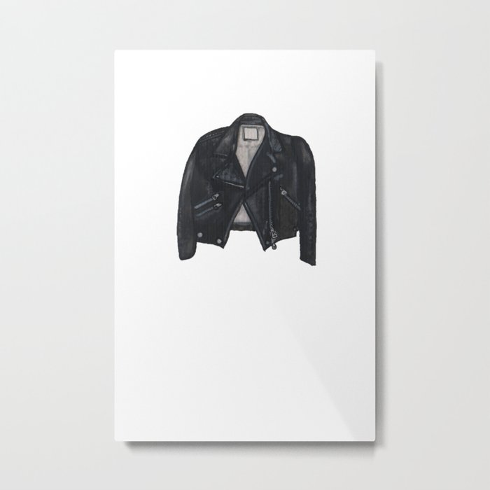 Uniform Metal Print