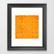 Bazaar A Framed Art Print