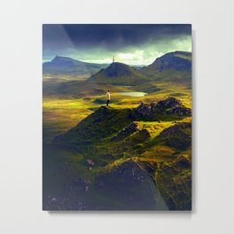 The Mountain Men Metal Print
