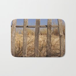 Fence to the Sky! Bath Mat