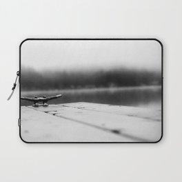 Mason Lake: Cleat Laptop Sleeve