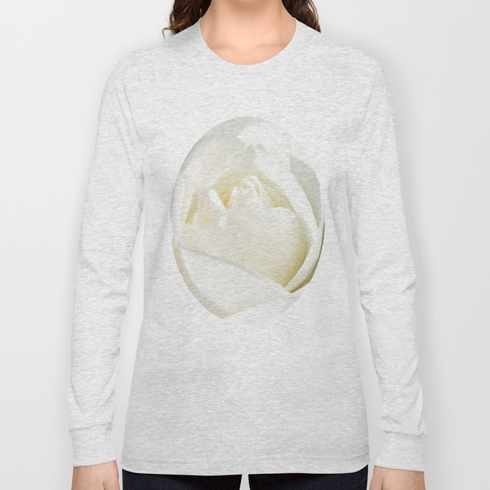 Pale Long Sleeve T-shirt