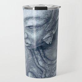 mayan nobleman Travel Mug