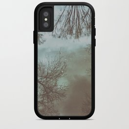 trees in the water iPhone Case