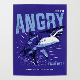 Hey, I'm ANGRY Poster