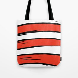 The Dr. is in the house Tote Bag