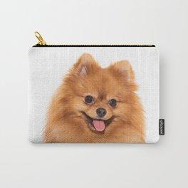 Pomeranian Portrait Carry-All Pouch
