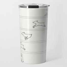 From Dog To Pug Travel Mug