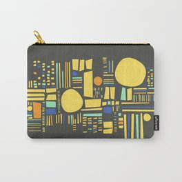 Sunshine Study #6 Carry-All Pouch