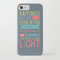 happiness iPhone & iPod Cases featuring Happiness by Dorothy Leigh