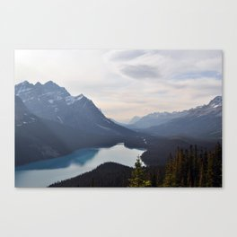 beautifuls landscape Canvas Print