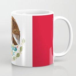 mexican sports fan mexico flag Coffee Mug