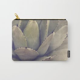 Minimalist Agave Carry-All Pouch
