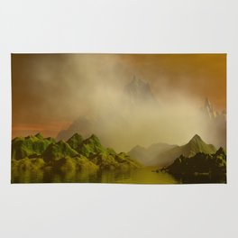 Guardians of the Mist Rug