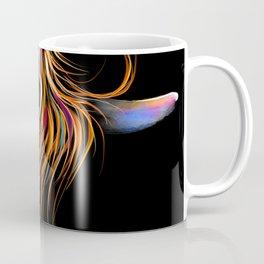 HiGHLaND CoW PRiNT SCoTTiSH ' SuGaR LuMP B ' BY SHiRLeY MacARTHuR Coffee Mug
