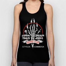WIZARD CLUB Unisex Tank Top