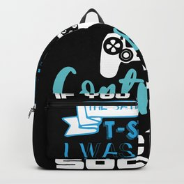 Force to go back to Society Backpack