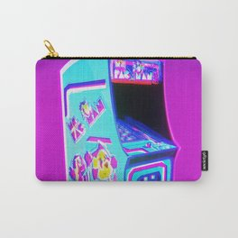 MS. PAC MAN - 1982 ARCADE MACHINE Carry-All Pouch