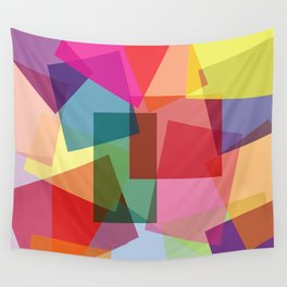 See-Through Wall Tapestry