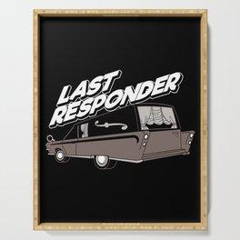 Last Responder | Mortician Serving Tray
