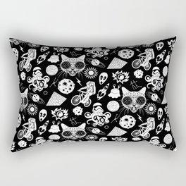 Galactic Rectangular Pillow
