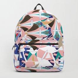 Abstract Boho Shapes I. Backpack