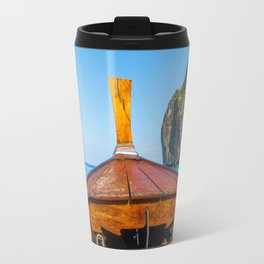 South Pacific Boat Launch Travel Mug