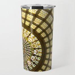 Tiffany Dome Travel Mug