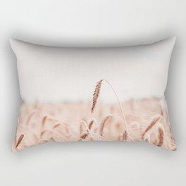 Rose Gold Spike Rectangular Pillow