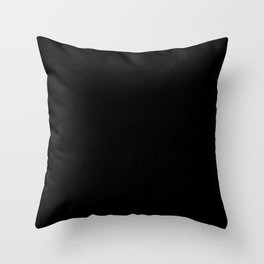 Car in 18 years birthday gift Throw Pillow