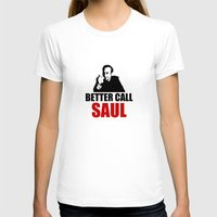 better call saul T-shirts featuring Better Call Saul  by Freak Clothing