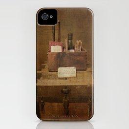 Primitives iPhone Case