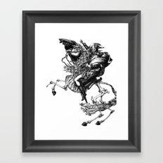 Napoleon Bonaparte Framed Art Print