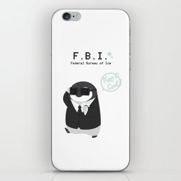 Federal Bueau of Ice iPhone Skin