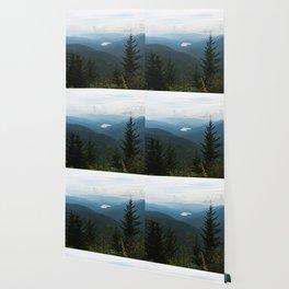 Smoky Mountain National Park -  Mountain Lake Landscape Wallpaper