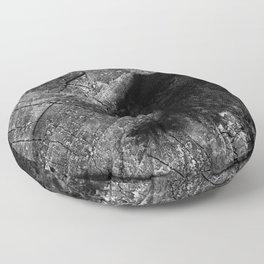 Alien Ultrasound Floor Pillow
