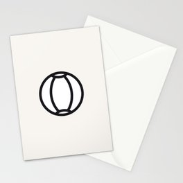 Beach - Balls Serie Stationery Cards