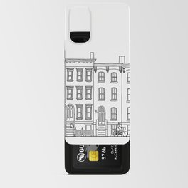 blocks of Brooklyn Android Card Case