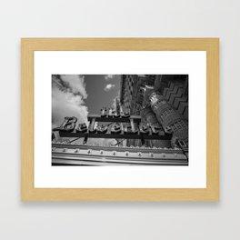 The Belvedere - Baltimore Framed Art Print