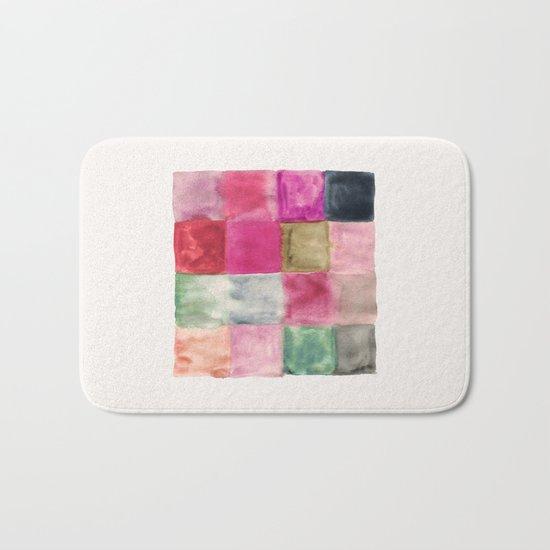 colour + pattern 7 Bath Mat