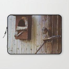 Curious Owl (Montreal, Canada) Laptop Sleeve