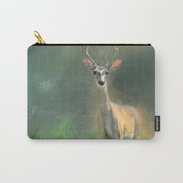 Leader of the Herd - Deer -Buck Carry-All Pouch