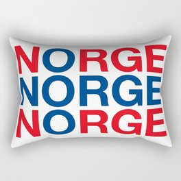 NORWAY Rectangular Pillow