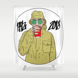 Mac Miller R.I.P 1992 - 2018 Shower Curtain