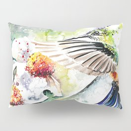 Hummingbird 3 Pillow Sham