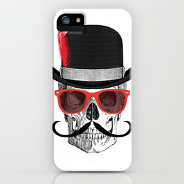 Cool Skull iPhone Case