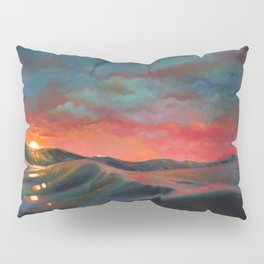 Before The Night Storm Pillow Sham