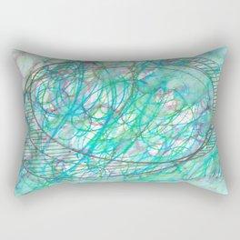 Tangled View Rectangular Pillow